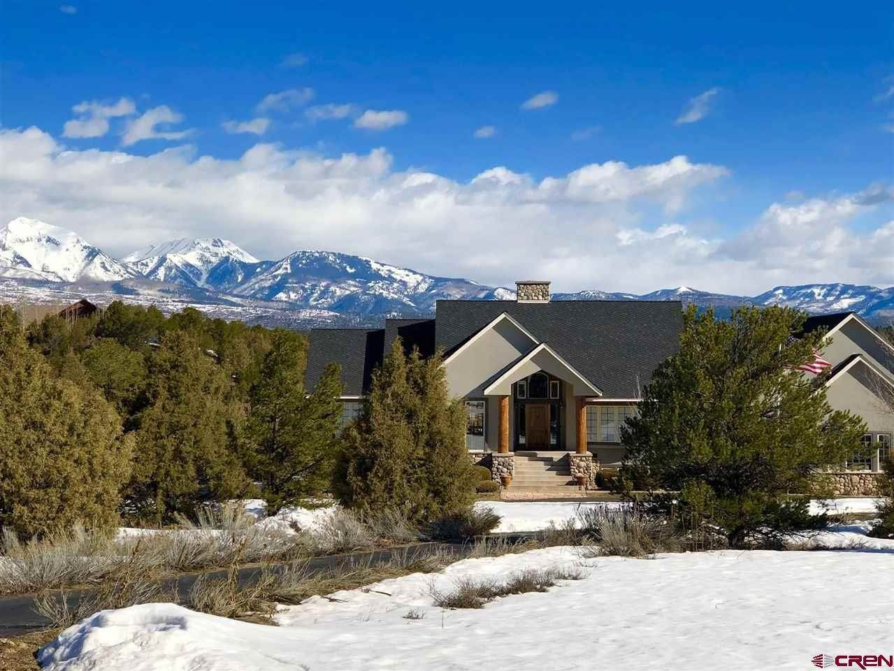 Single Family Homes for Sale at 75 Deer Valley Road Hesperus, Colorado 81326 United States