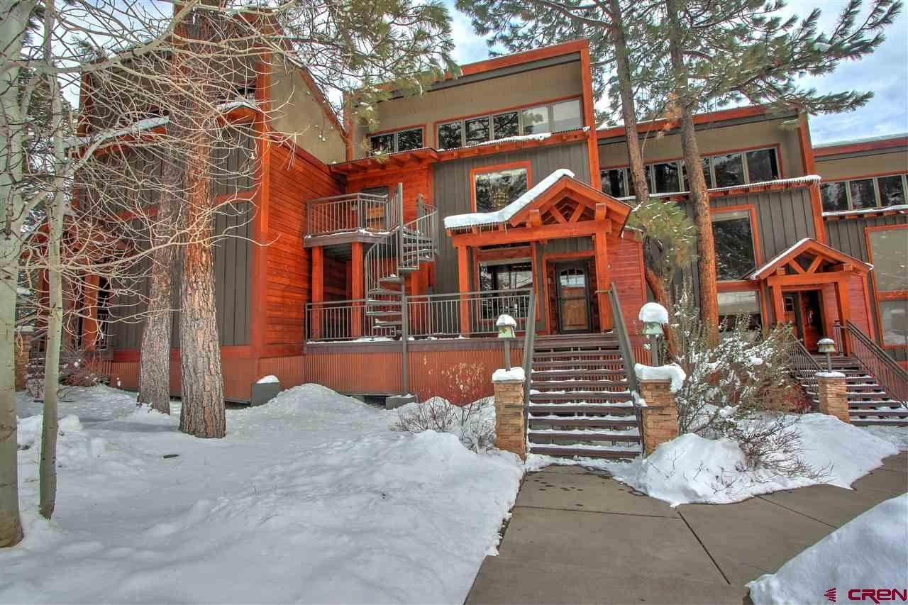 Condominiums at 73 S Tamarron #834/835 Durango, Colorado 81301 United States