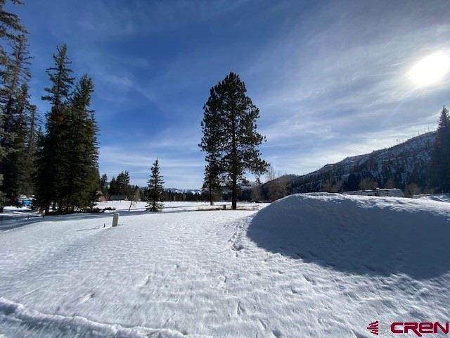 Single Family Homes for Sale at Lot 12 Ponderosa Lane Vallecito, Colorado 81122 United States