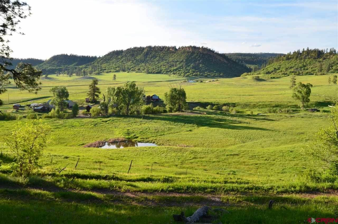 Farm and Ranch Properties for Sale at 494B Hartong Lane Pagosa Springs, Colorado 81147 United States