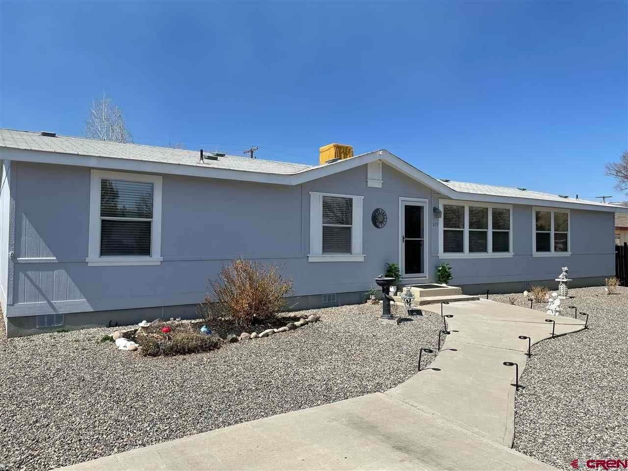 Mobile / Manufactured for Sale at 635 Fox Court Delta, Colorado 81416 United States