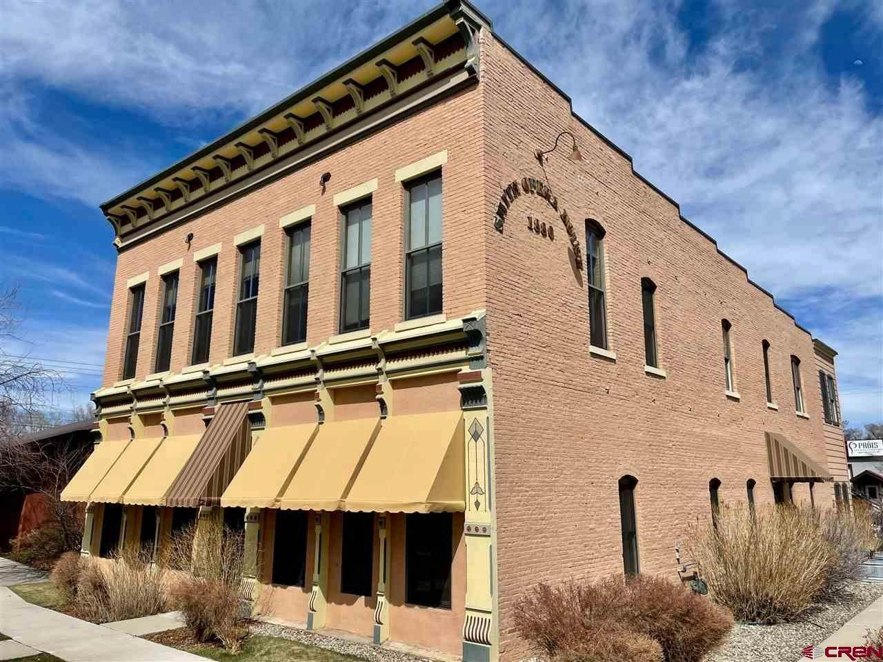 Commercial for Sale at 114 N Boulevard Street Gunnison, Colorado 81230 United States