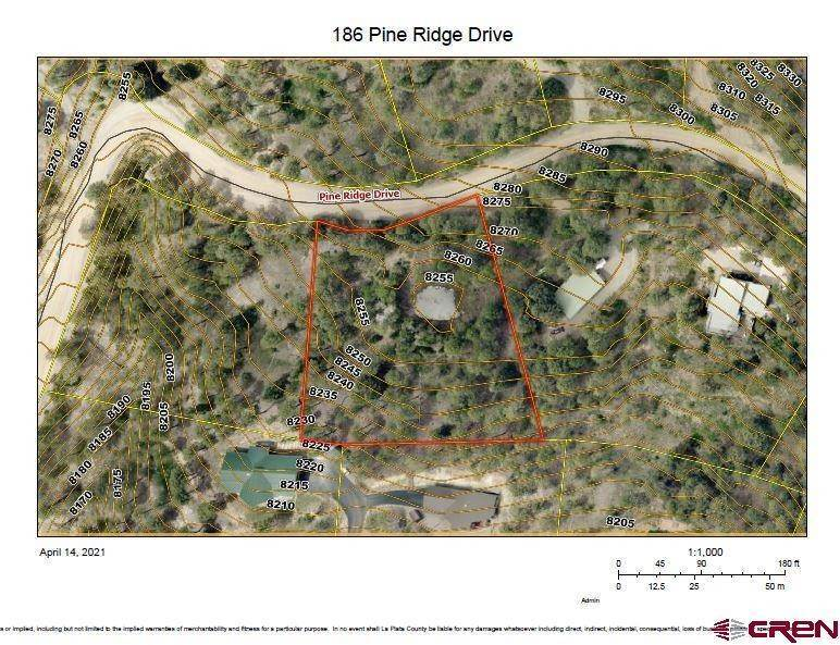 Single Family Homes for Sale at 186 Pine Ridge Drive Bayfield, Colorado 81122 United States