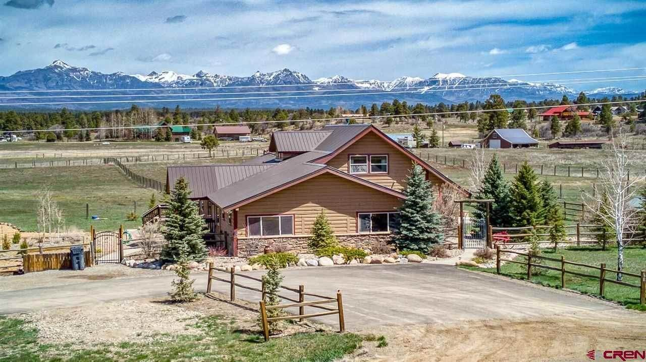 Single Family Homes for Sale at 678 Dichoso Street Pagosa Springs, Colorado 81147 United States