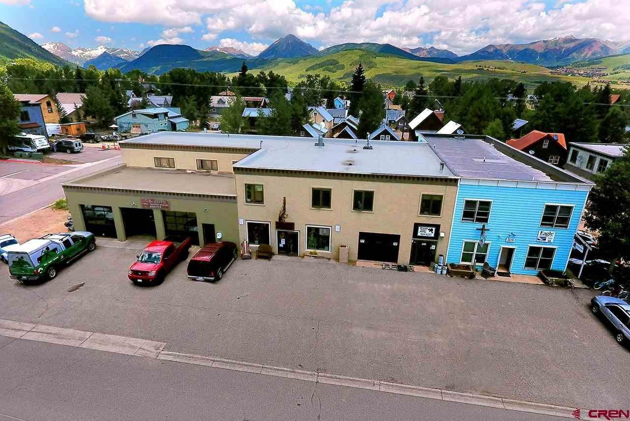 Commercial for Sale at 301 Belleview Crested Butte, Colorado 81224 United States