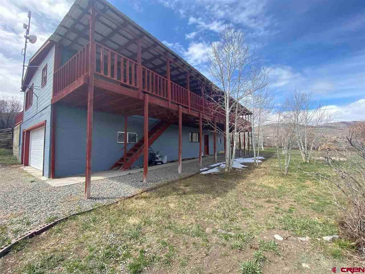 Mobile / Manufactured for Sale at 65 Deer Trail Gunnison, Colorado 81230 United States
