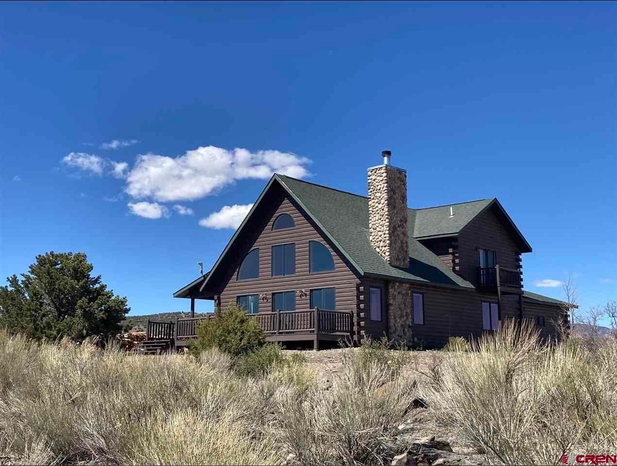 Single Family Homes for Sale at 161 W Pfeiffer Loop South Fork, Colorado 81154 United States