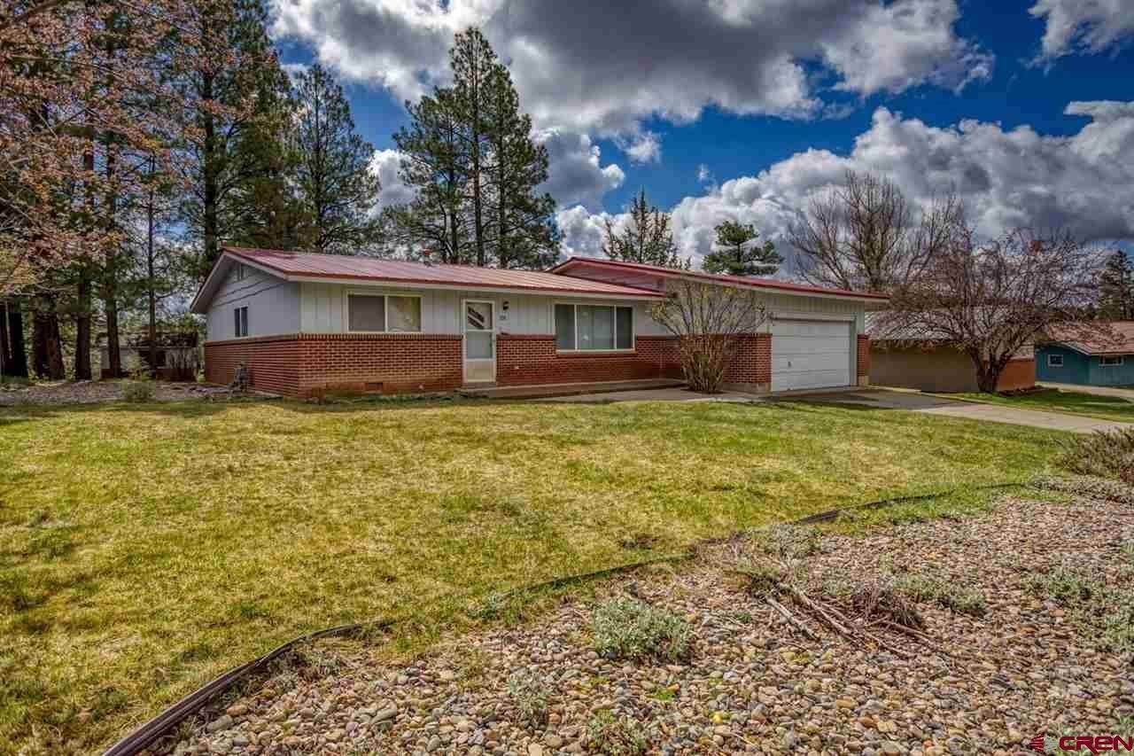 Single Family Homes for Sale at 320 Mesa Drive Pagosa Springs, Colorado 81147 United States