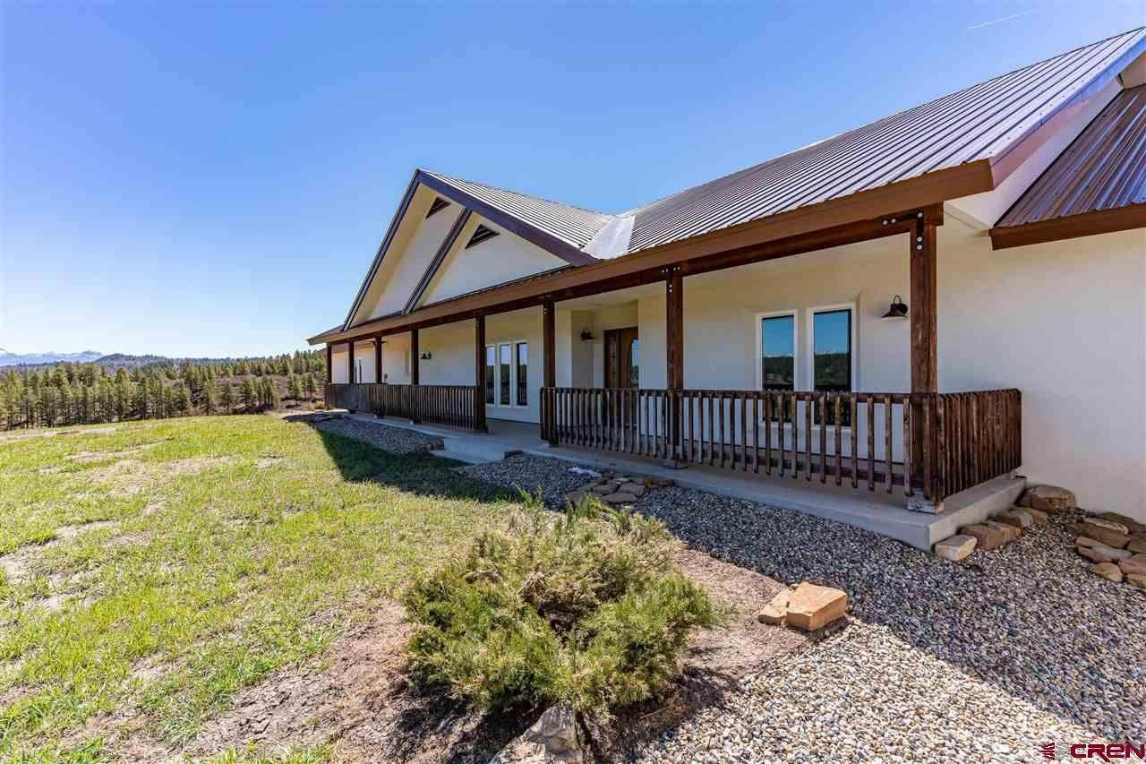 Single Family Homes for Sale at 432 County Road 139 Pagosa Springs, Colorado 81147 United States