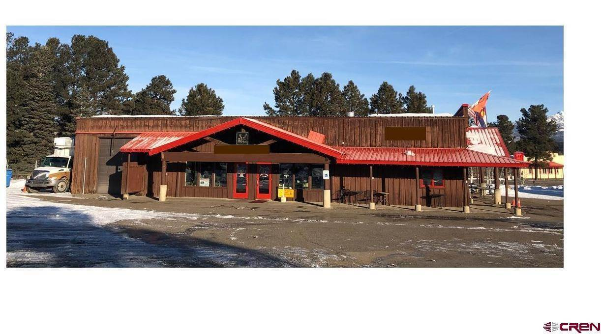 Commercial for Sale at 19 Navajo Trail Drive Pagosa Springs, Colorado 81147 United States