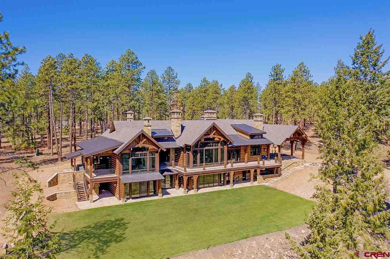 Single Family Homes for Sale at 1000 Piney Place Pagosa Springs, Colorado 81147 United States