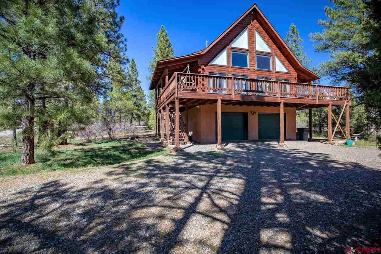 Single Family Homes for Sale at 168 Buckeye Place Pagosa Springs, Colorado 81147 United States
