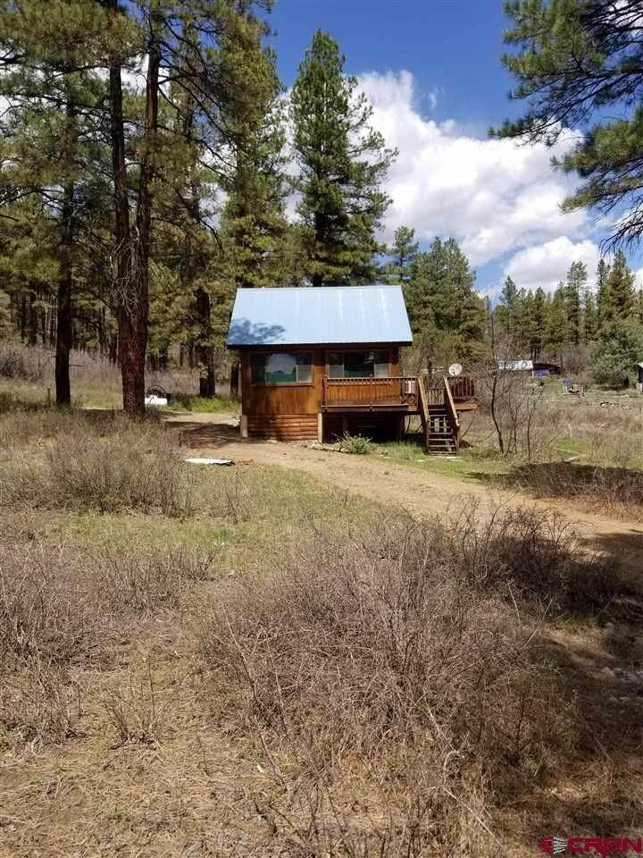 Single Family Homes for Sale at Address not available Pagosa Springs, Colorado 81147 United States
