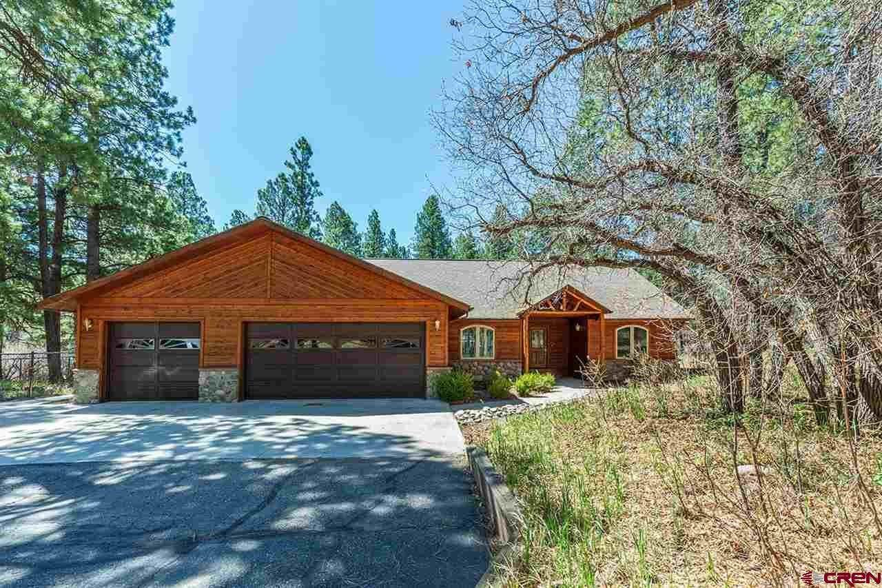 Single Family Homes for Sale at 467 N Lakeside Drive Durango, Colorado 81303 United States