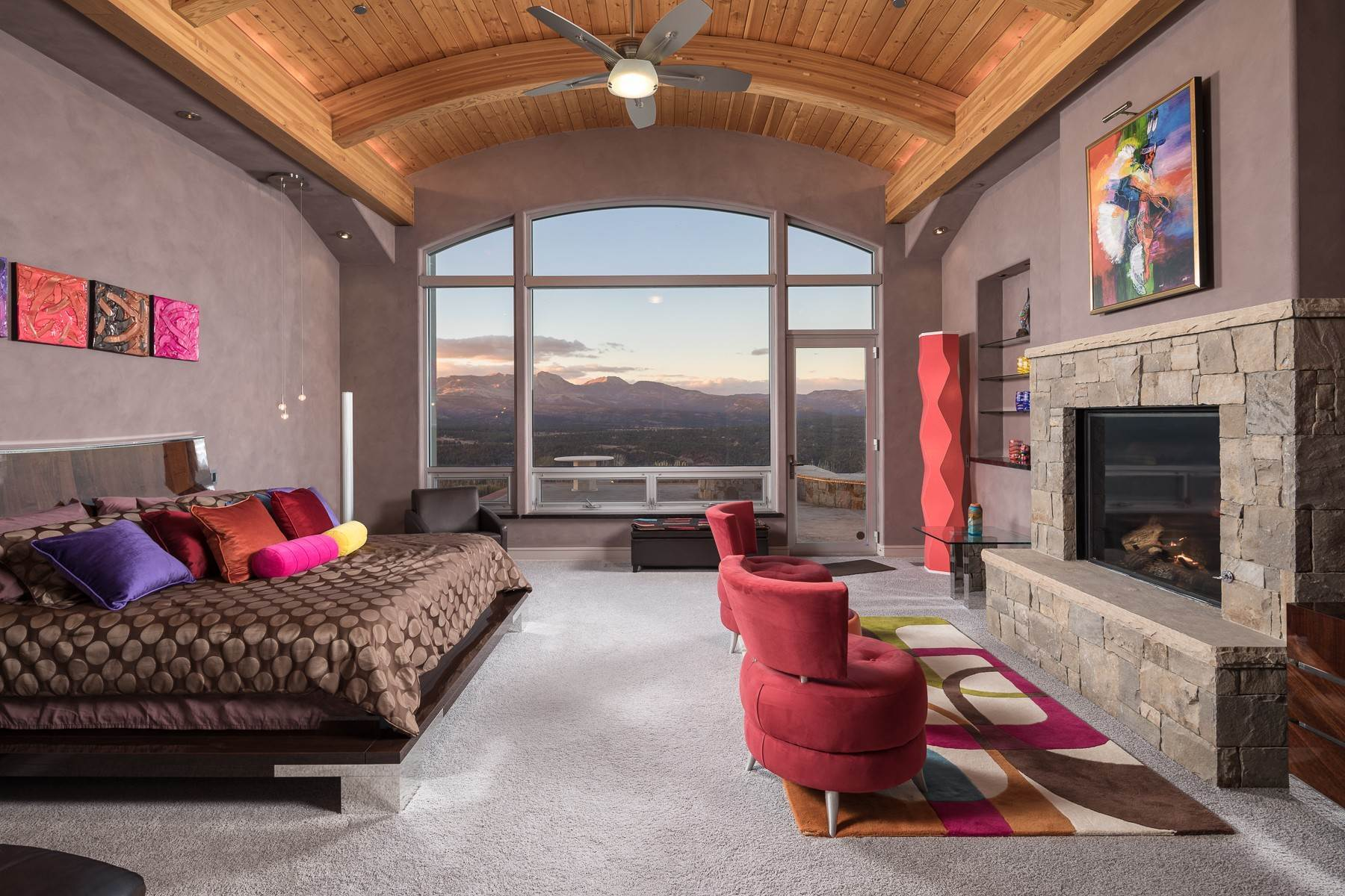 13. Single Family Homes for Sale at Mazeltop Ranch 1933 Deer Valley Road Hesperus, Colorado 81326 United States