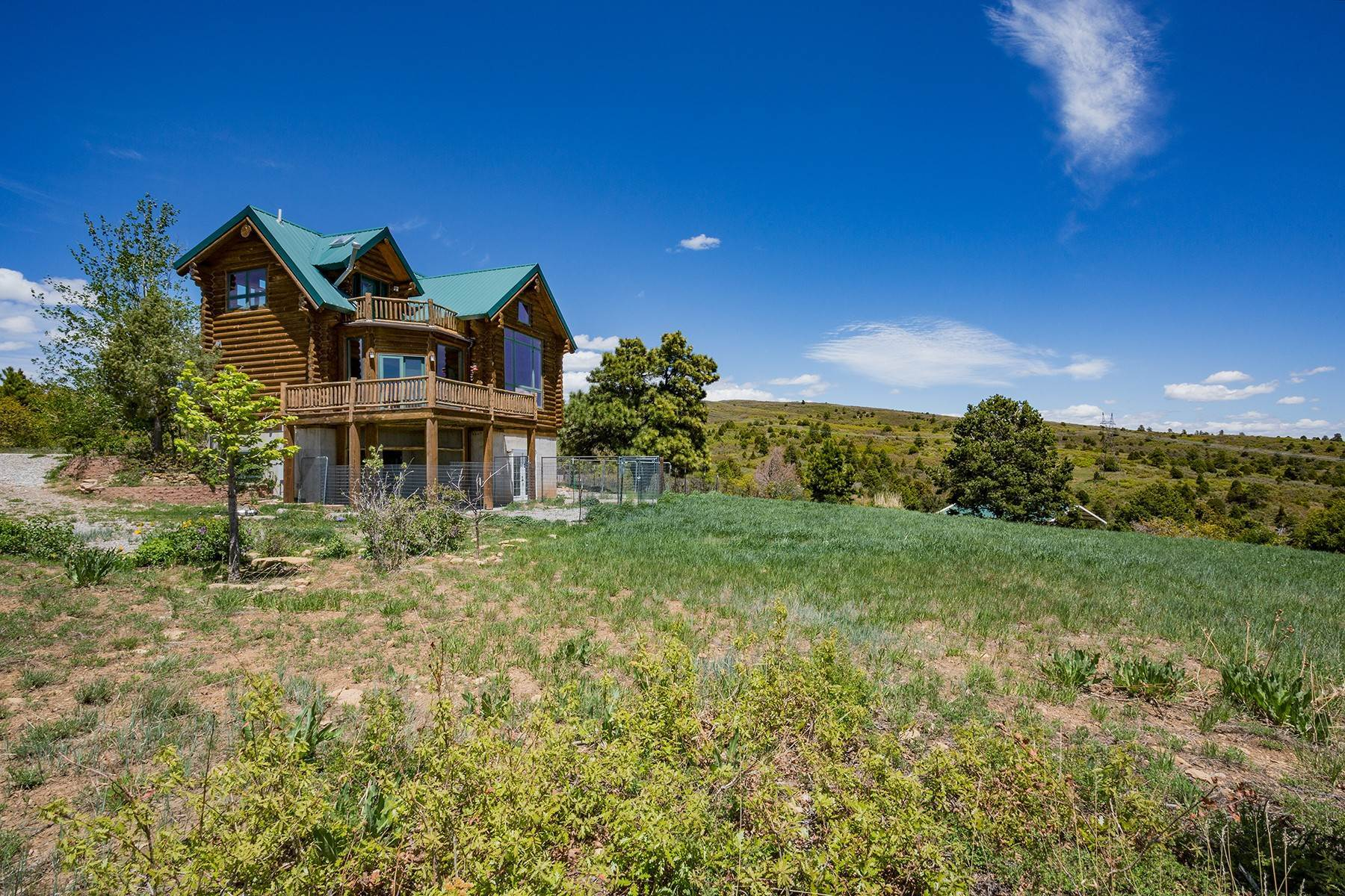 Single Family Homes for Sale at 1554 Roberts Ridge Drive Hesperus, Colorado 81326 United States