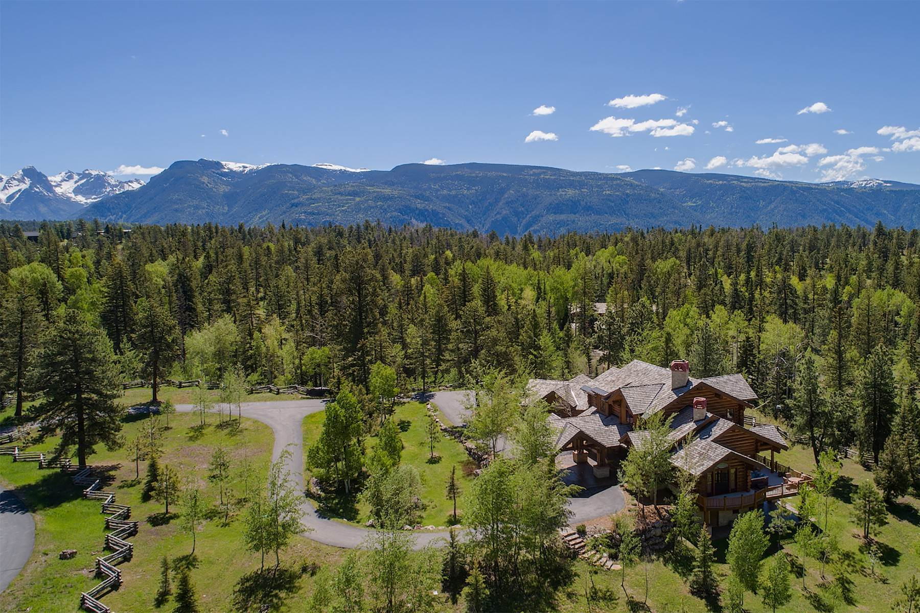 33. Single Family Homes for Sale at 246 Pinnacle View Drive Durango, Colorado 81301 United States