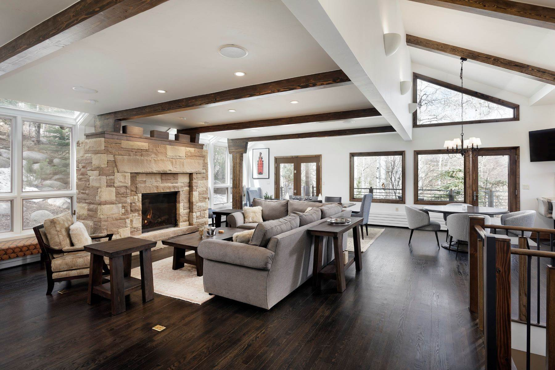 Single Family Homes for Sale at Ridge Run 342 Ridge Road Snowmass Village, Colorado 81615 United States