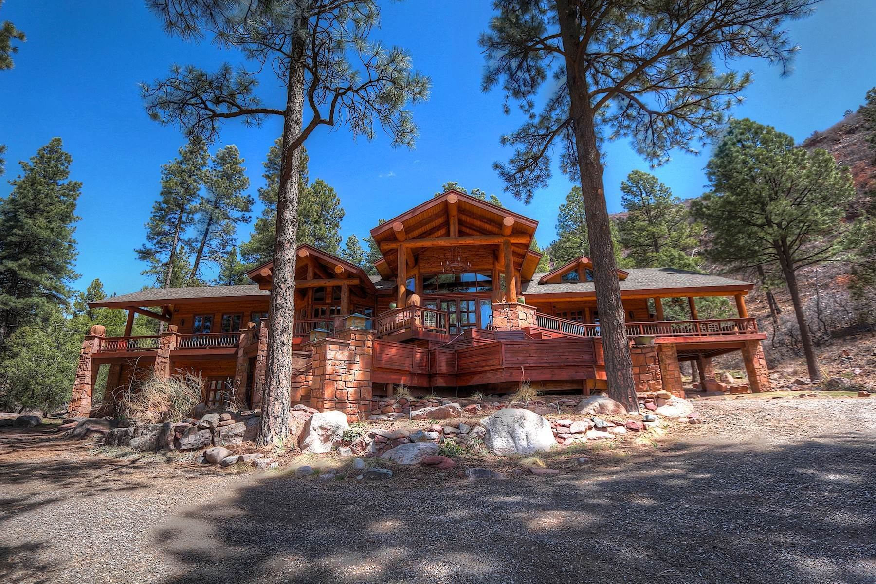 Single Family Homes for Sale at Skywater Ranch 6410 County Road 250 Durango, Colorado 81301 United States