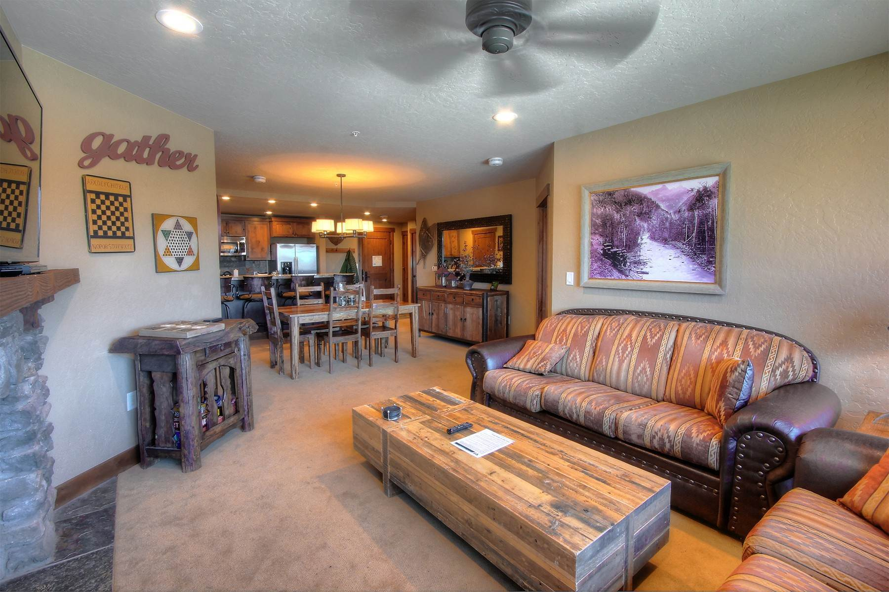 Condominiums for Sale at 24 Sheol Street #405 Durango, Colorado 81301 United States