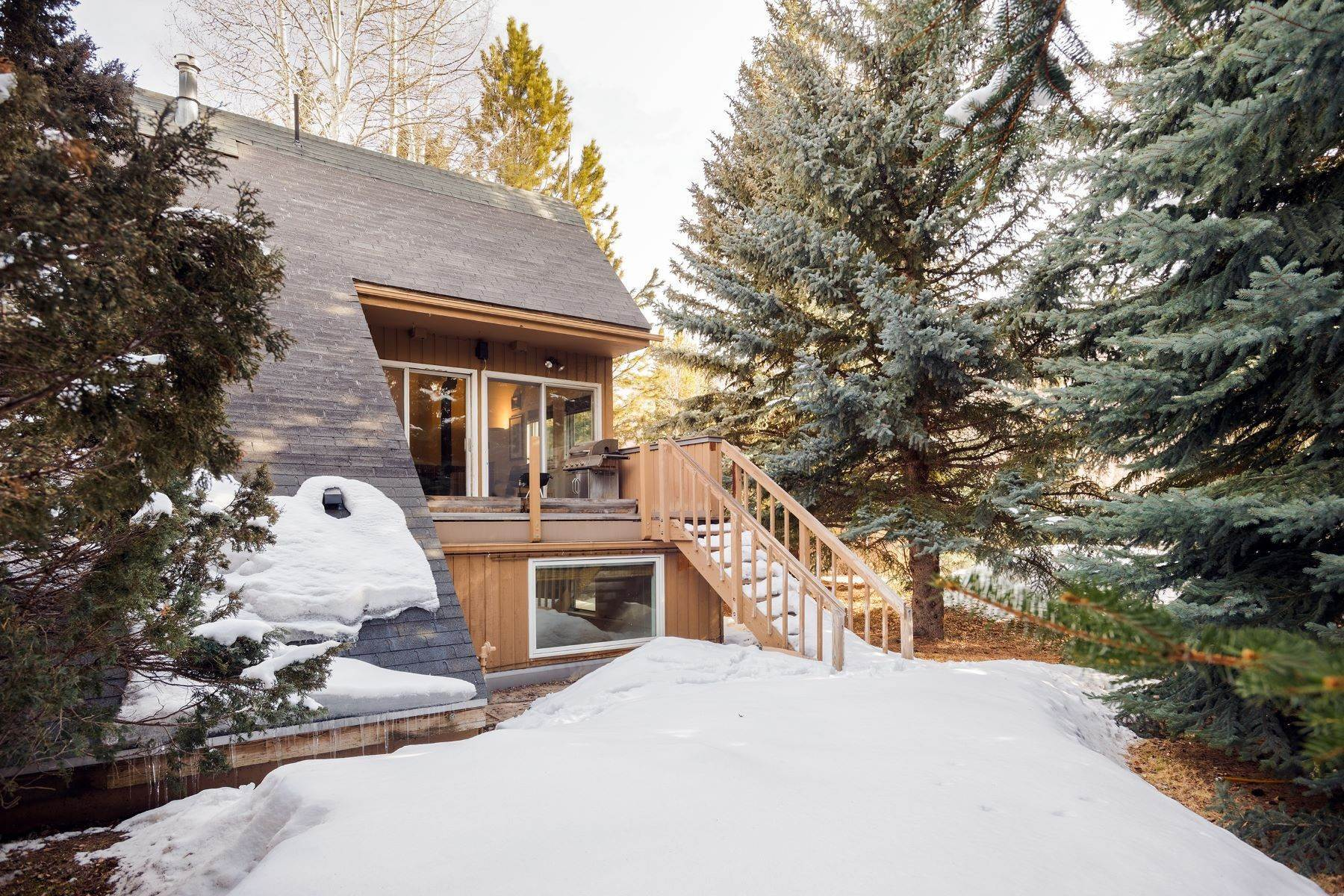 Duplex Homes for Sale at Just What You Need 1213 Alta Vista Drive Aspen, Colorado 81611 United States