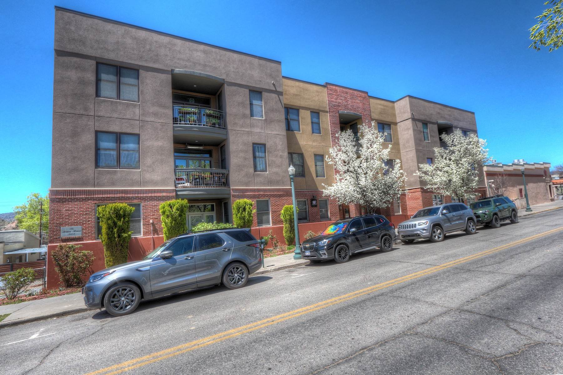 Condominiums for Sale at Mears House Unit 3C 543 E 2nd Avenue #3C Durango, Colorado 81301 United States