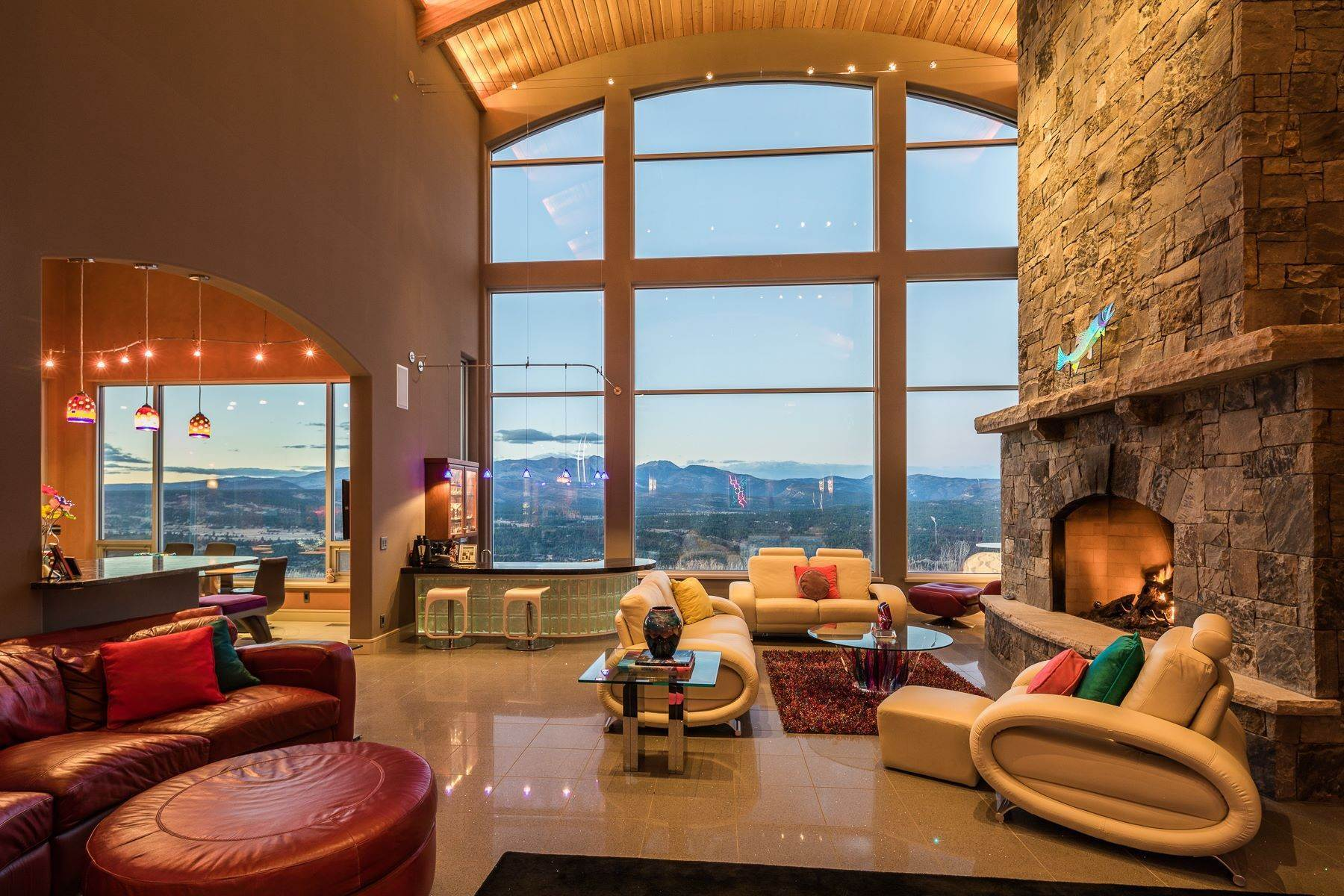 6. Single Family Homes for Sale at Mazeltop Ranch 1933 Deer Valley Road Hesperus, Colorado 81326 United States