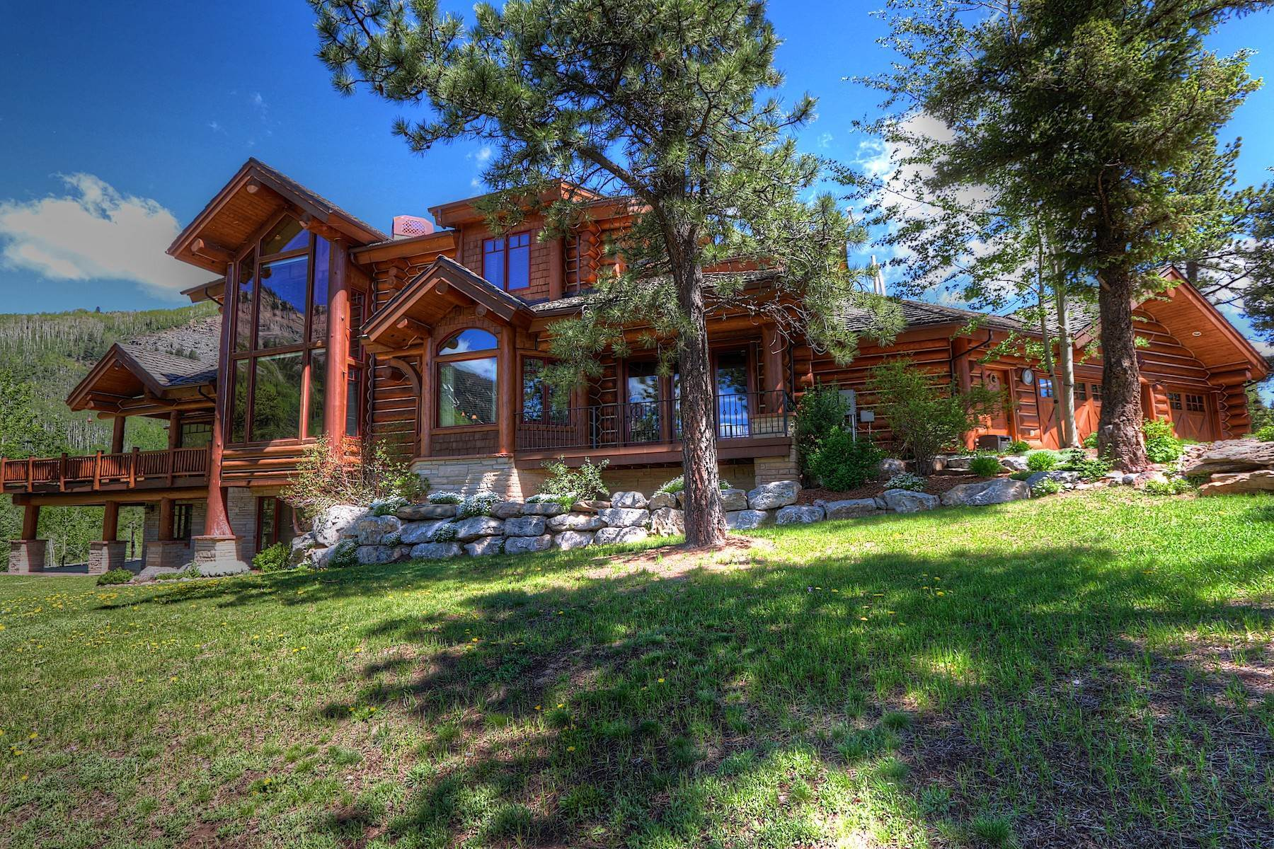 Single Family Homes for Sale at 246 Pinnacle View Drive Durango, Colorado 81301 United States