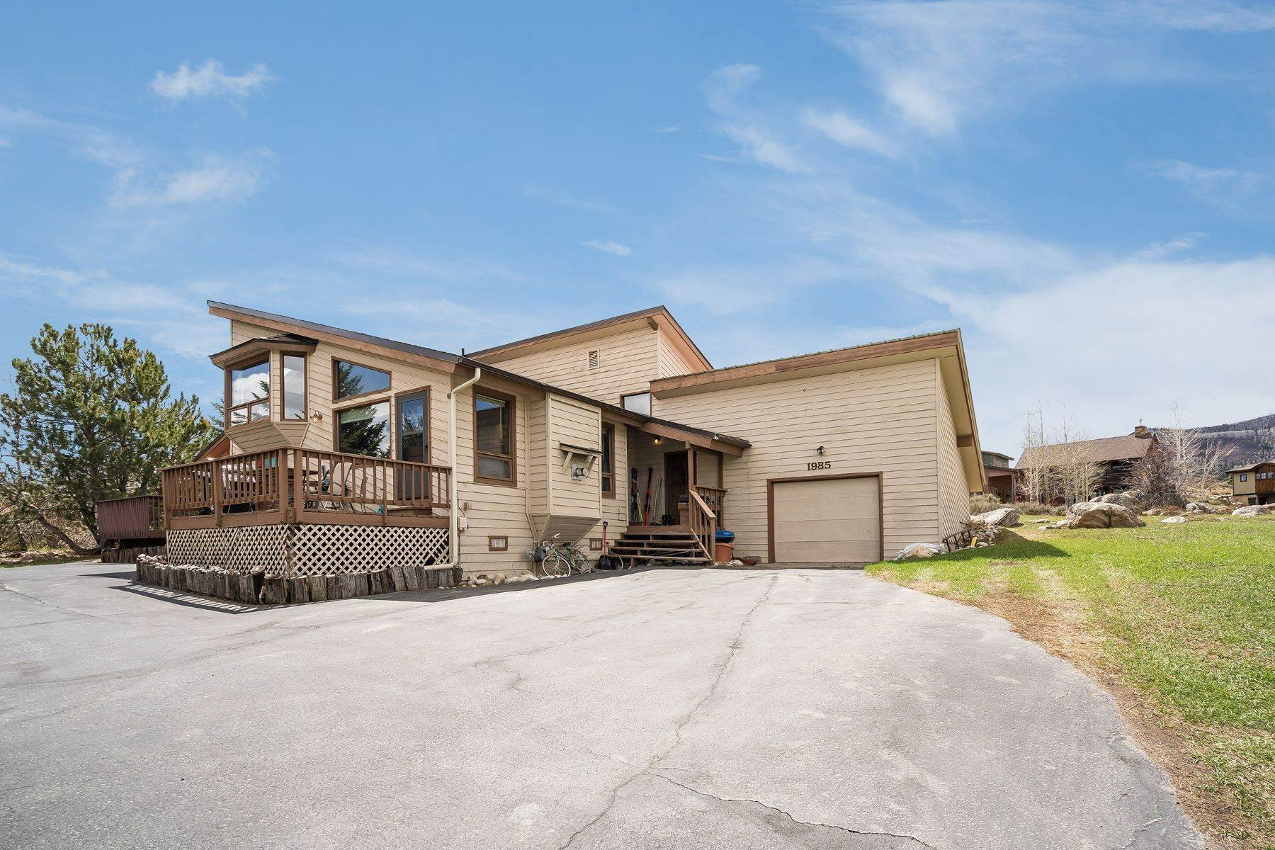 townhouses for Sale at Opportunity Knocks! 1985 Montview Lane Steamboat Springs, Colorado 80487 United States