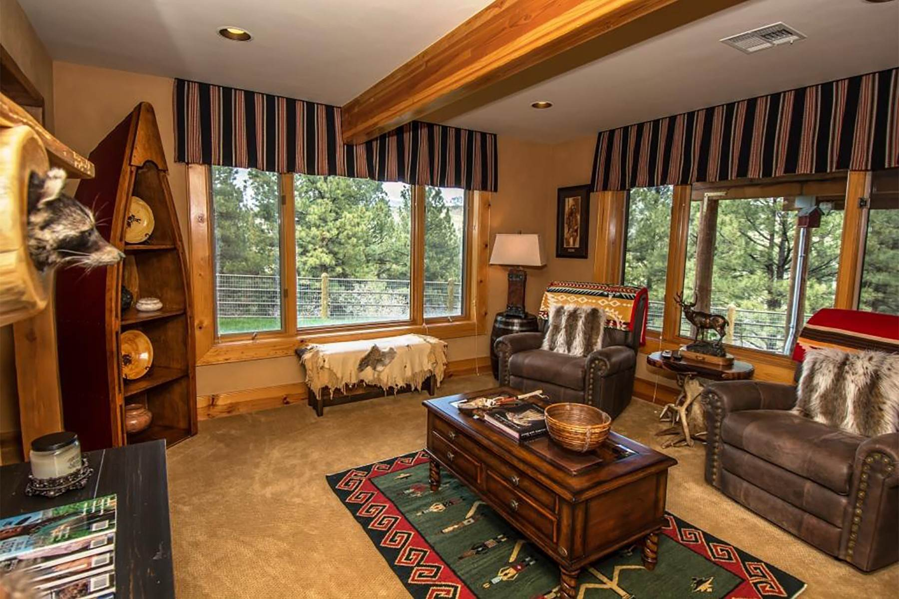 17. Single Family Homes for Sale at Cross Bell Ranch 2851 Cty Rd 382 Pagosa Springs, Colorado 81128 United States