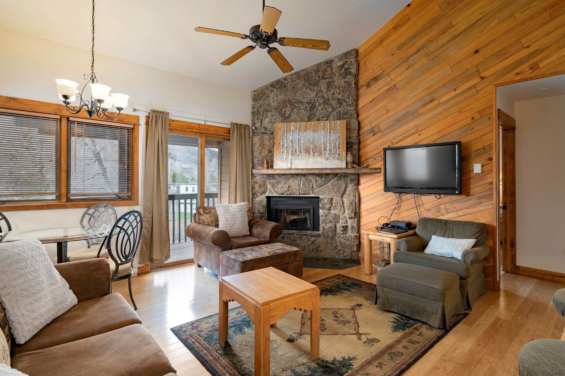 Condominiums for Sale at Perfectly Located Pines Condominium 520 Ore House Plaza Unit #303B Crested Butte, Colorado 80487 United States