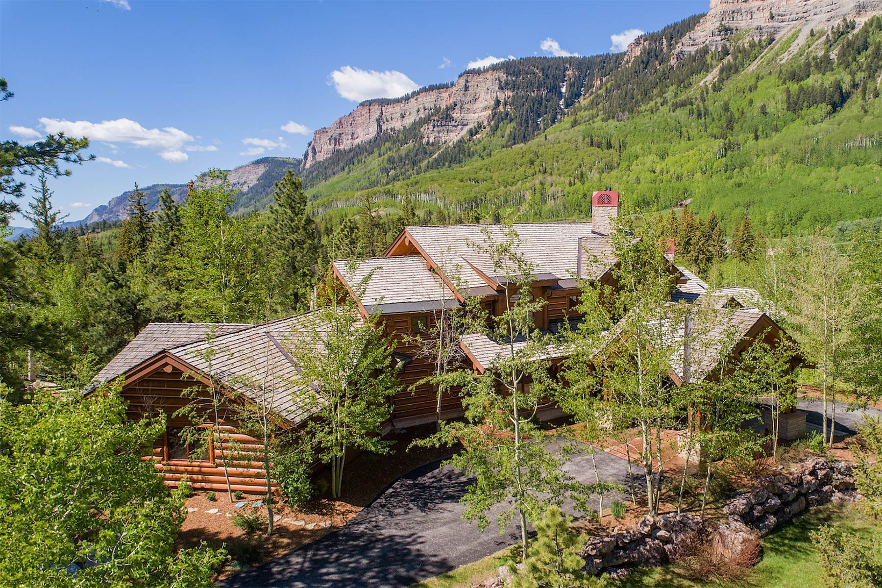 30. Single Family Homes for Sale at 246 Pinnacle View Drive Durango, Colorado 81301 United States
