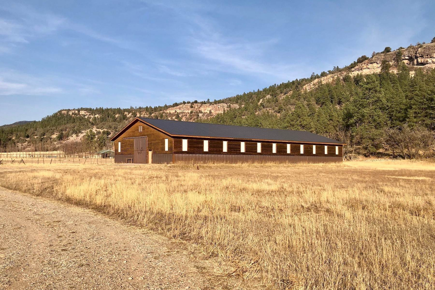 39. Single Family Homes for Sale at Winterhawk Ranch 12062 CR 250 Durango, Colorado 81301 United States