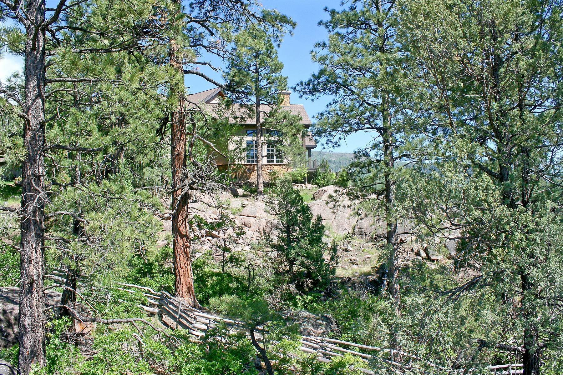 39. Single Family Homes for Sale at Granite Fall Lodge 1501 Celadon Drive East Durango, Colorado 81301 United States