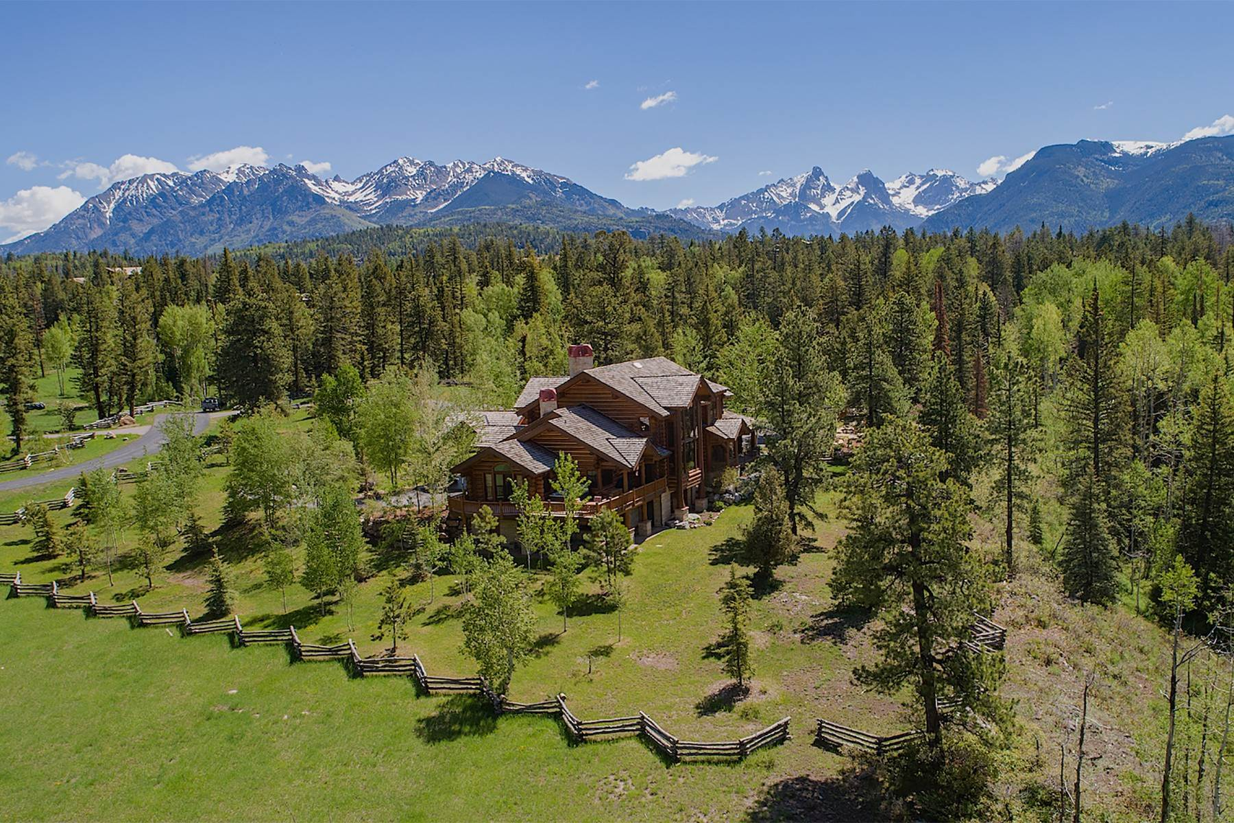 2. Single Family Homes for Sale at 246 Pinnacle View Drive Durango, Colorado 81301 United States