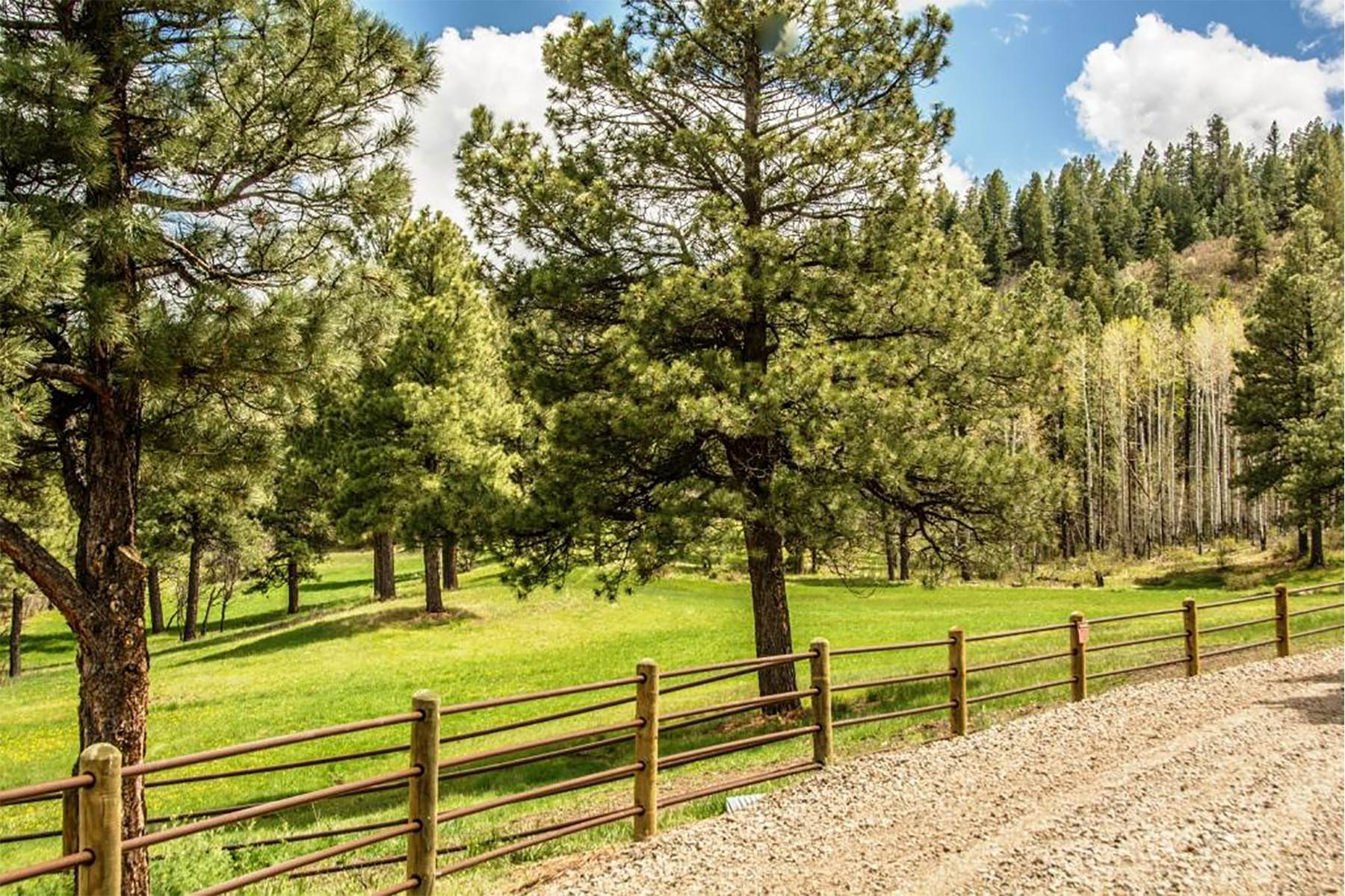 4. Single Family Homes for Sale at Cross Bell Ranch 2851 Cty Rd 382 Pagosa Springs, Colorado 81128 United States
