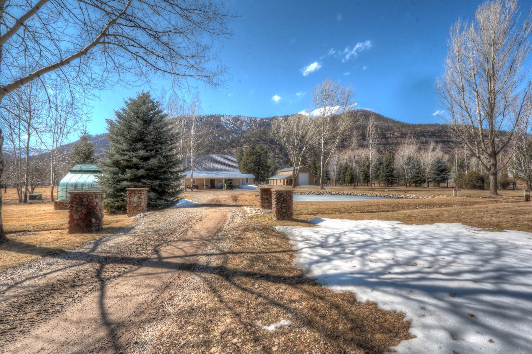 13. Single Family Homes for Sale at 10945 CR 250 Durango, Colorado 81301 United States