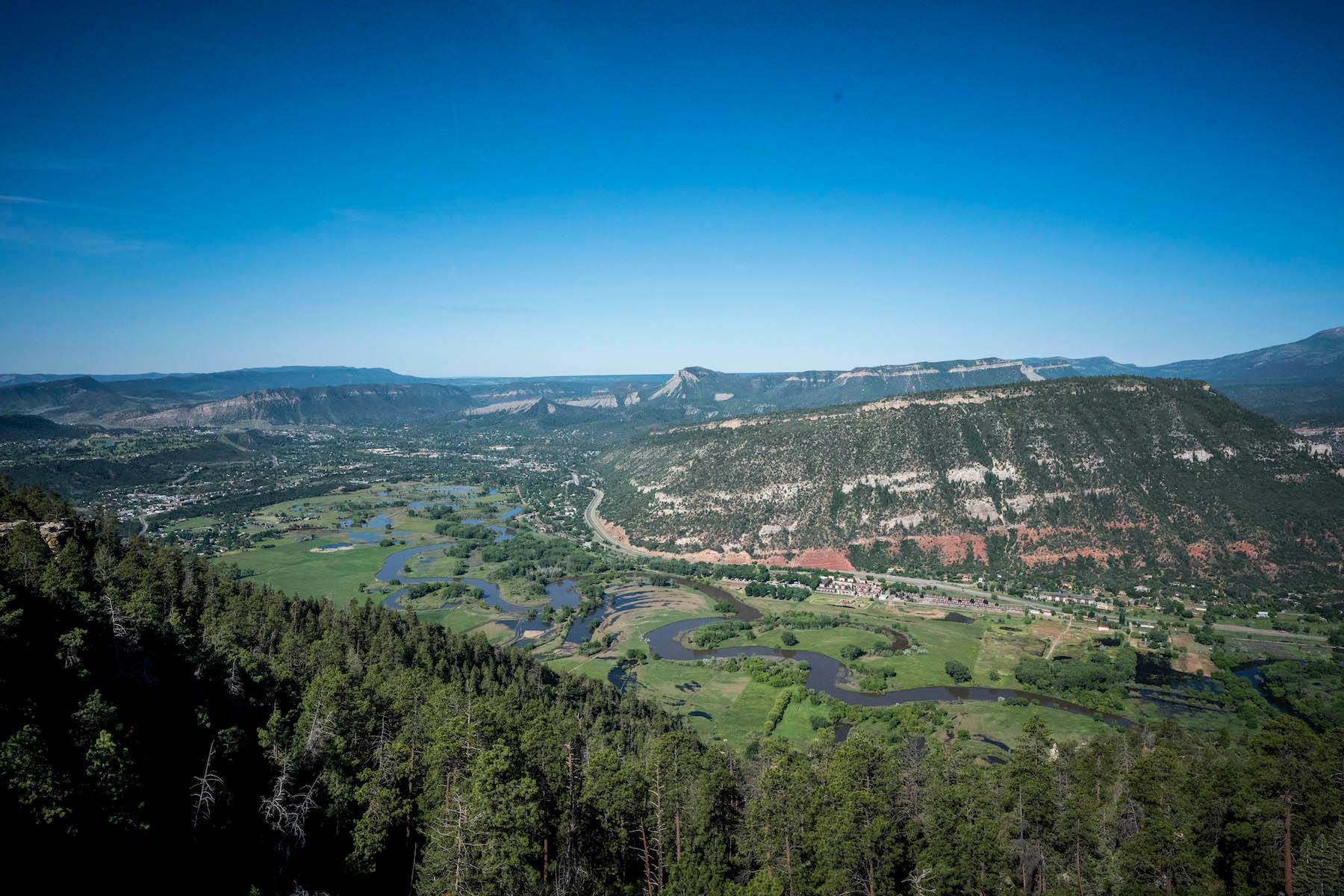 Land for Sale at Lot 8 Durango Cliffs Drive Durango, Colorado 81301 United States