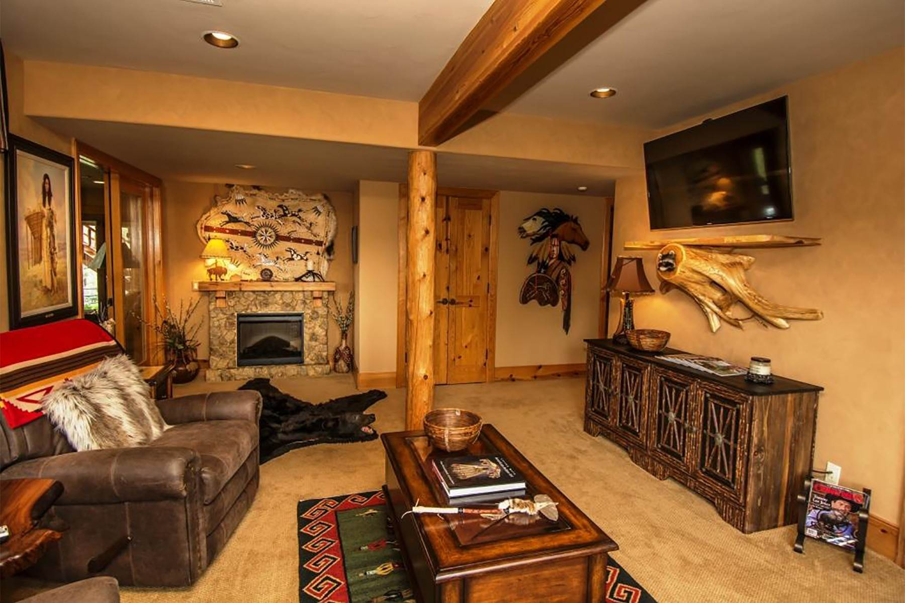 16. Single Family Homes for Sale at Cross Bell Ranch 2851 Cty Rd 382 Pagosa Springs, Colorado 81128 United States