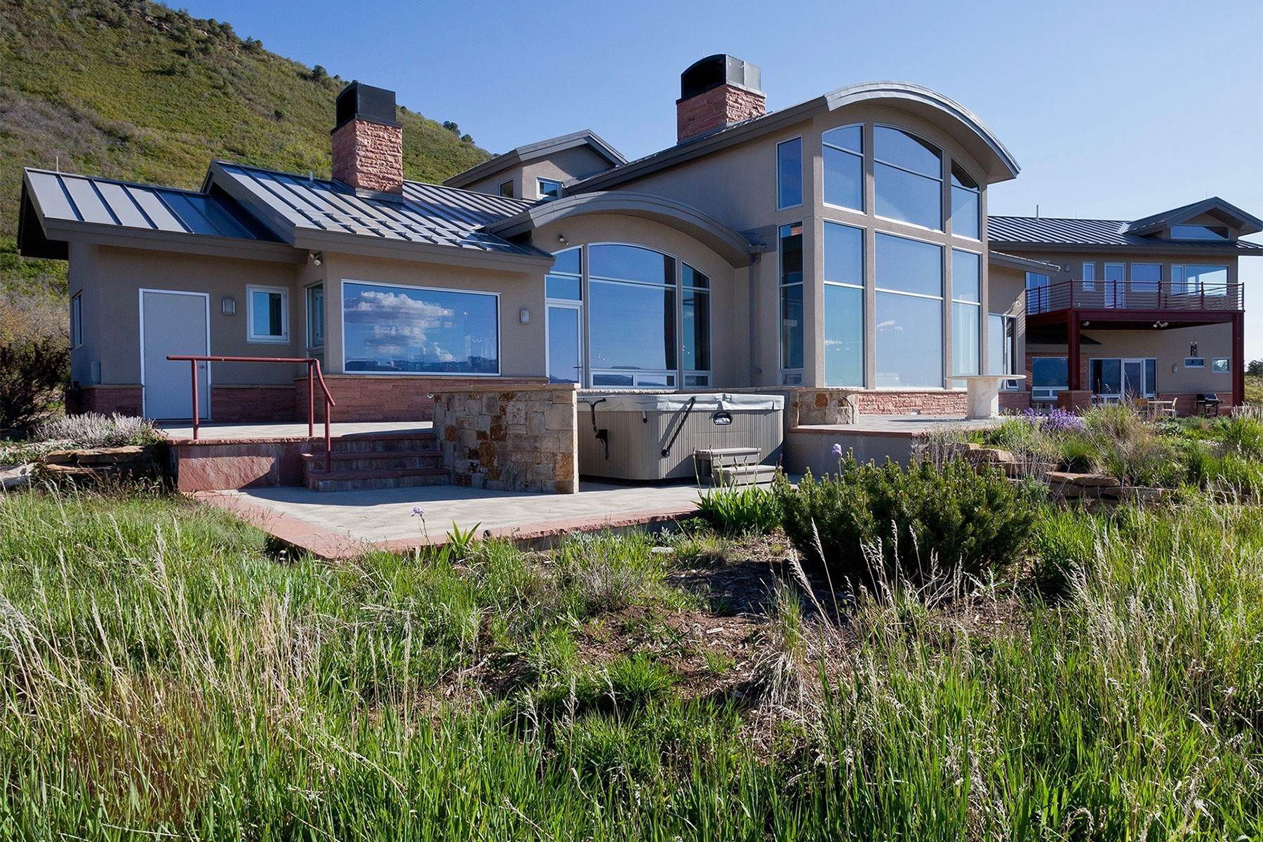 41. Single Family Homes for Sale at Mazeltop Ranch 1933 Deer Valley Road Hesperus, Colorado 81326 United States