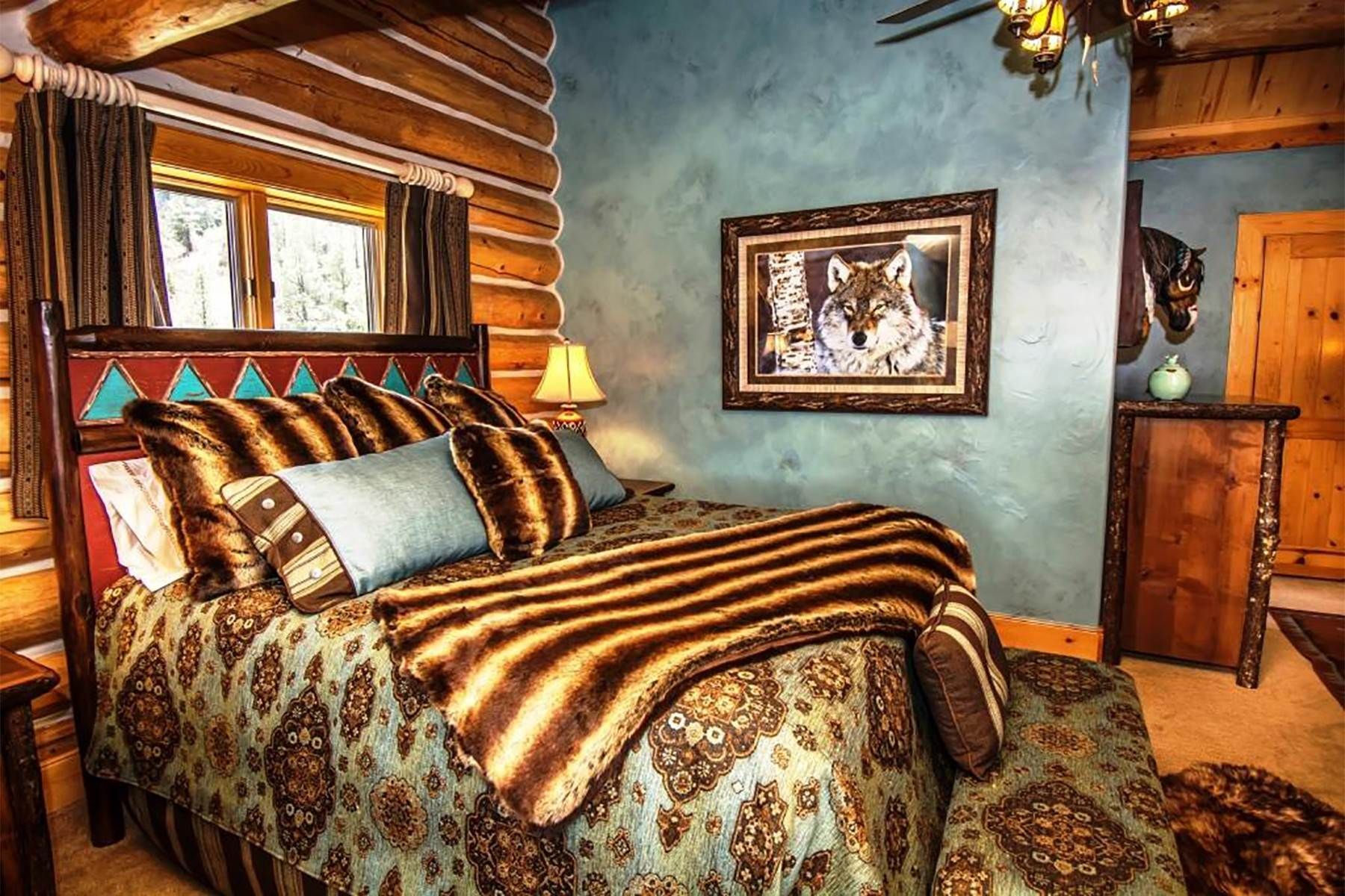 13. Single Family Homes for Sale at Cross Bell Ranch 2851 Cty Rd 382 Pagosa Springs, Colorado 81128 United States