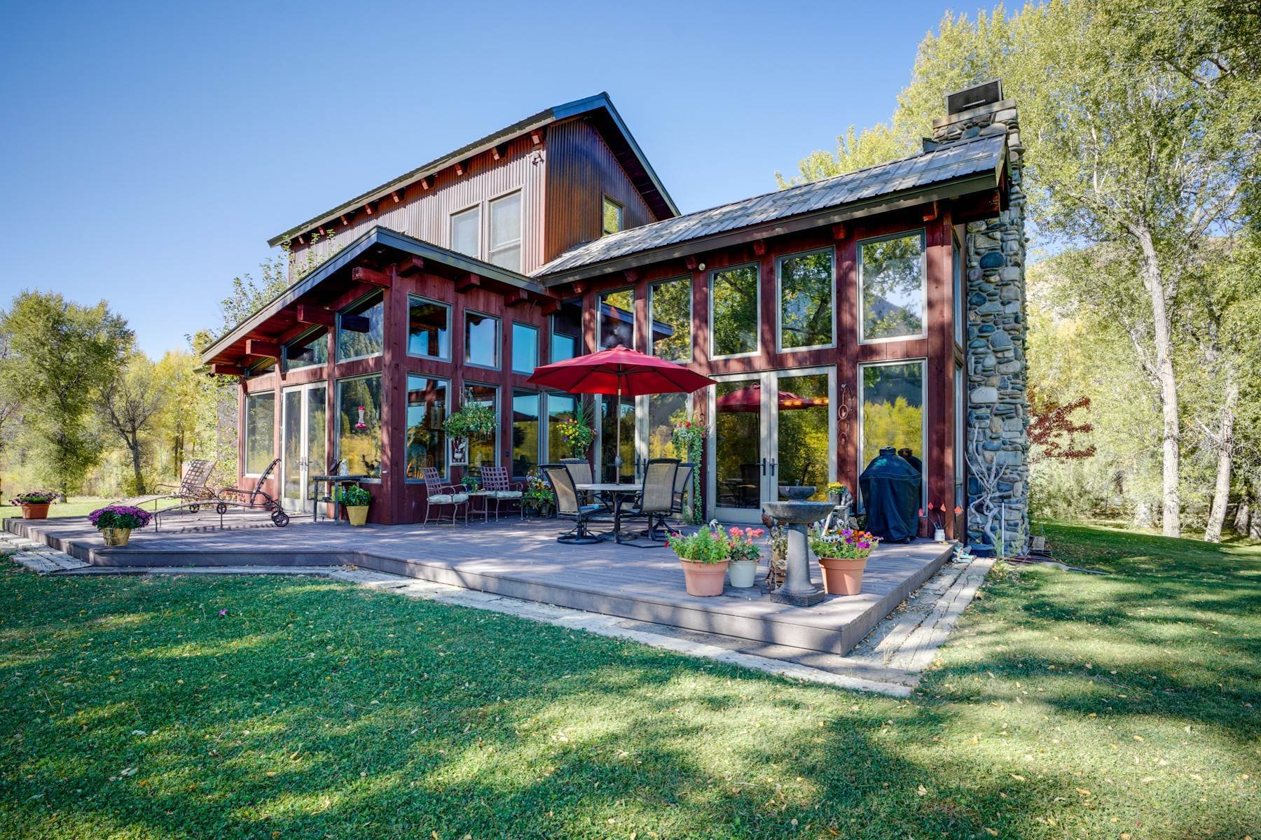 Single Family Homes for Sale at San Juan River Ranch 16650 County Road 500 Pagosa Springs, Colorado 81147 United States