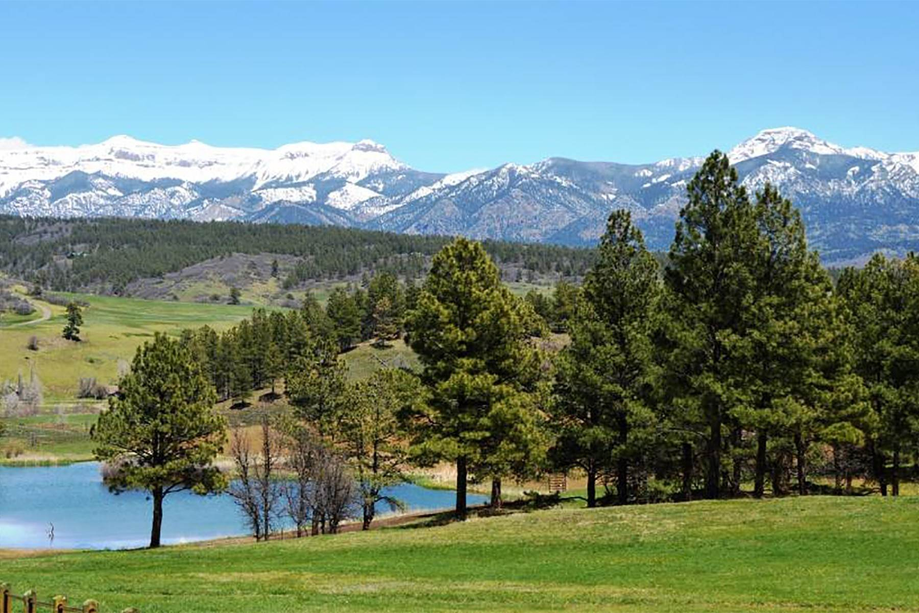 3. Single Family Homes for Sale at Cross Bell Ranch 2851 Cty Rd 382 Pagosa Springs, Colorado 81128 United States