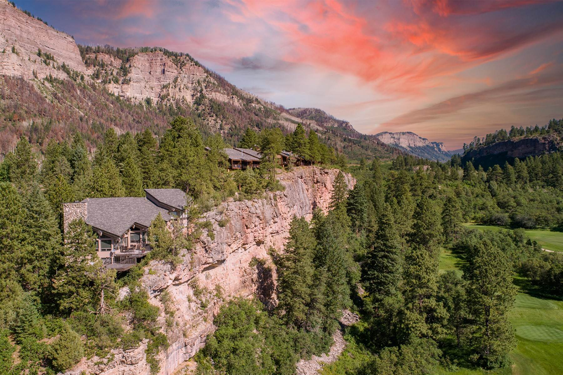 Single Family Homes for Sale at Stoneledge 163 Peregrine Drive Durango, Colorado 81301 United States