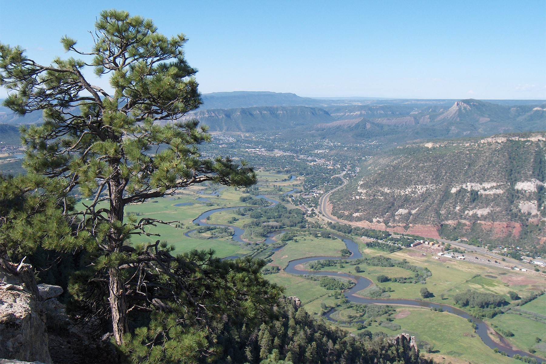 Land for Sale at Lot 7 Durango Cliffs Drive Durango, Colorado 81301 United States