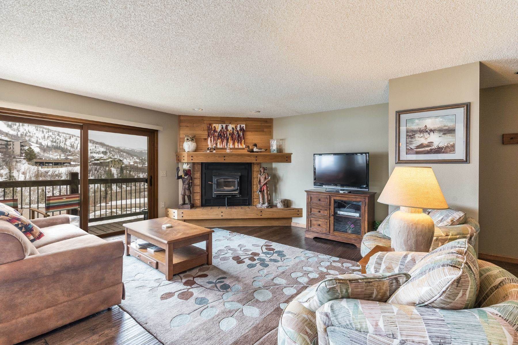 Condominiums for Sale at Stunning Ski Area Views at The Ranch 1765 Ranch Road Unit #605 Steamboat Springs, Colorado 80487 United States