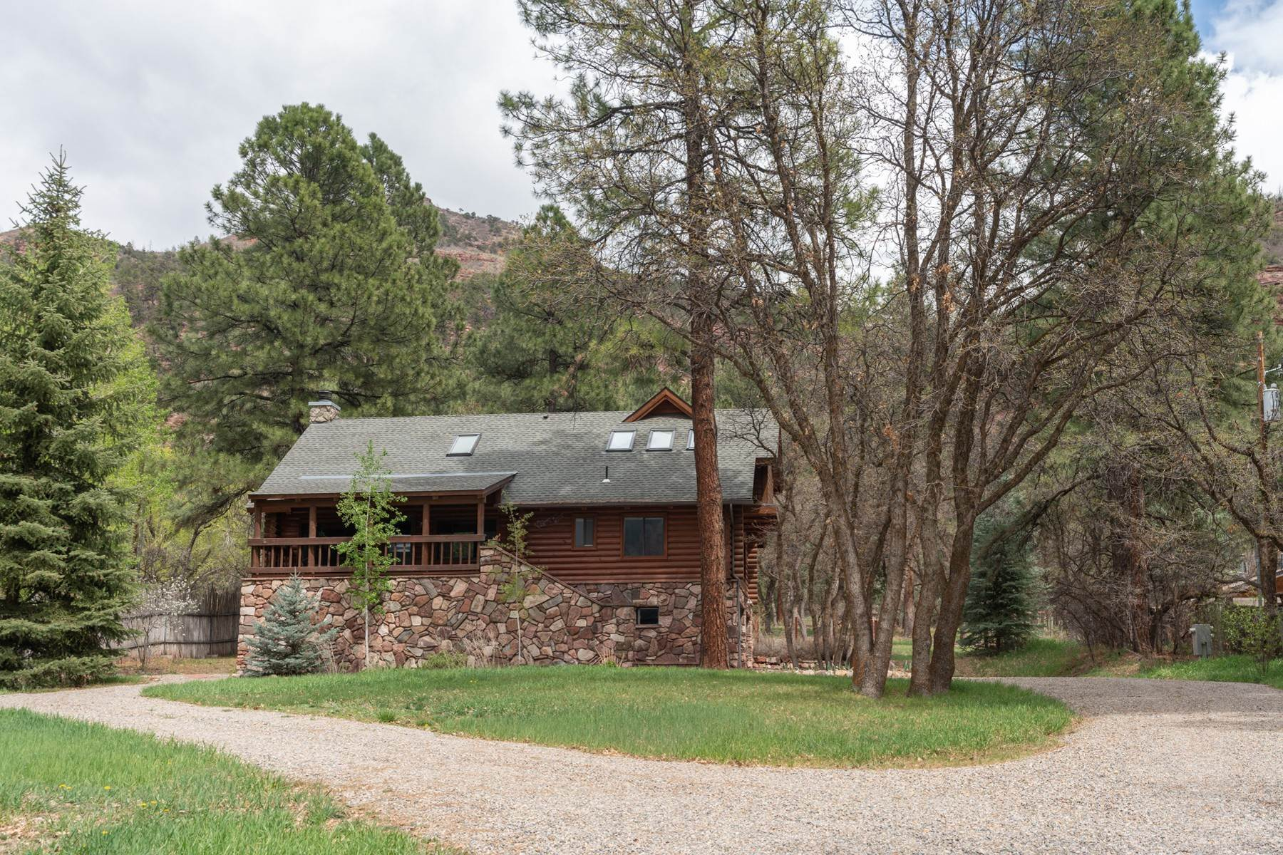 Single Family Homes for Sale at 5164 County Road 250 Durango, Colorado 81301 United States