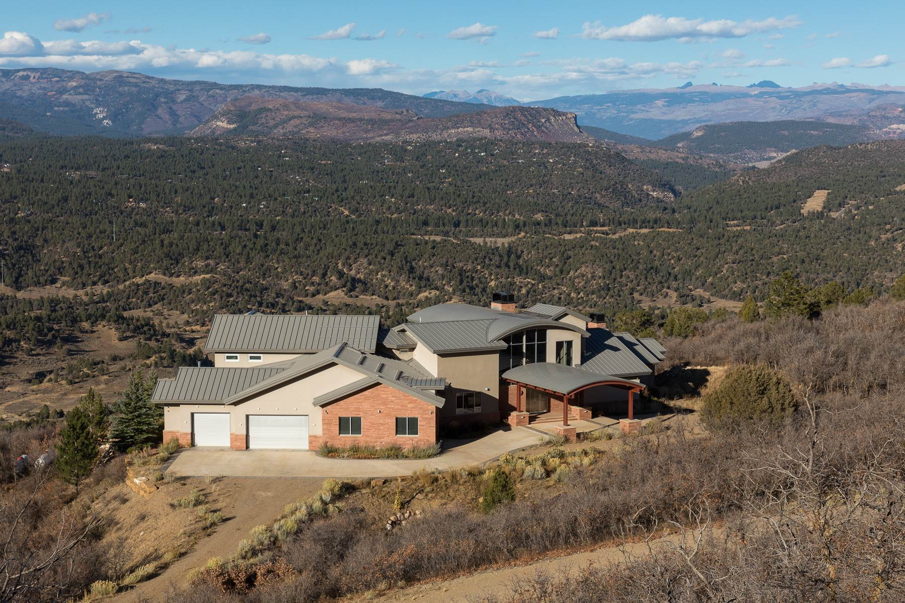 2. Single Family Homes for Sale at Mazeltop Ranch 1933 Deer Valley Road Hesperus, Colorado 81326 United States