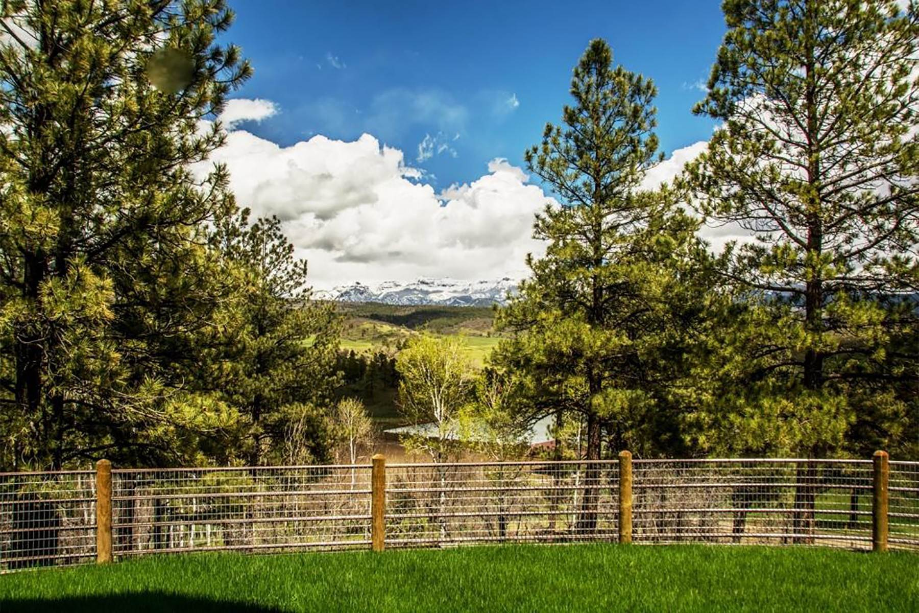 32. Single Family Homes for Sale at Cross Bell Ranch 2851 Cty Rd 382 Pagosa Springs, Colorado 81128 United States