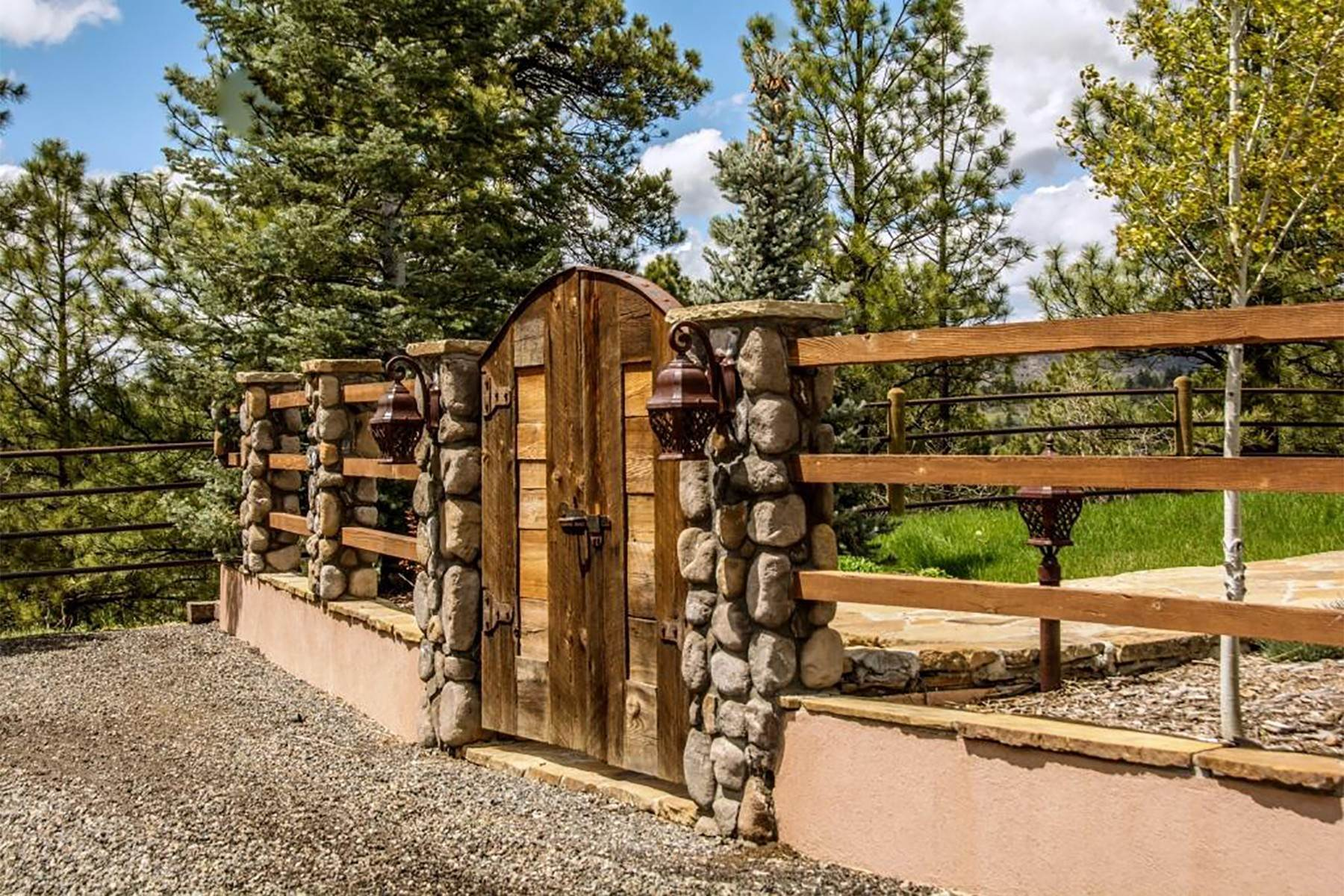20. Single Family Homes for Sale at Cross Bell Ranch 2851 Cty Rd 382 Pagosa Springs, Colorado 81128 United States